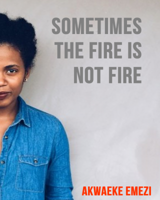Sometimes The Fire Is Not Fire