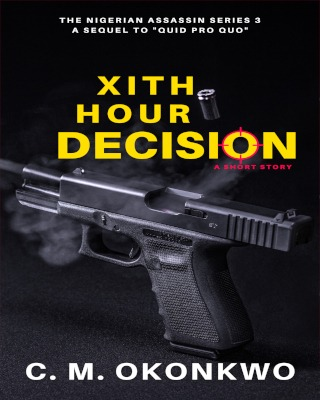 XIth Hour Decision (Nigerian Assassin Series, #3)