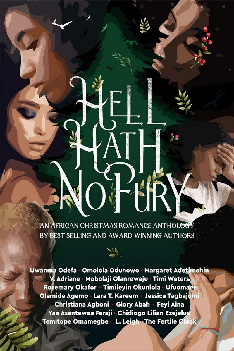 Hell Hath No Fury: An African Christmas Romance Anthology (Sample