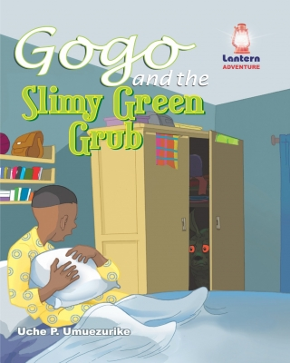 Gogo and the Slimy Green Grub