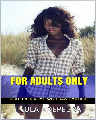 FOR ADULTS ONLY - Adult Only (18+)