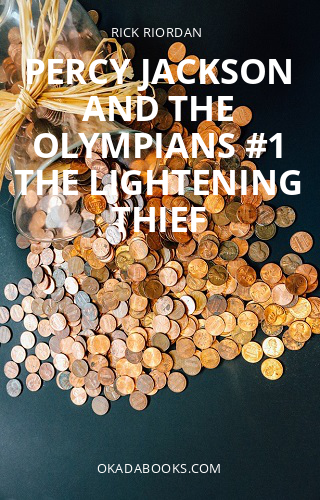 percy jackson and the olympians #1 the lightening thief