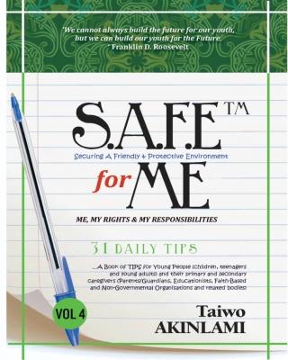 S.A.F.E™ 4 ME BOOK OF TIPS VOL 4