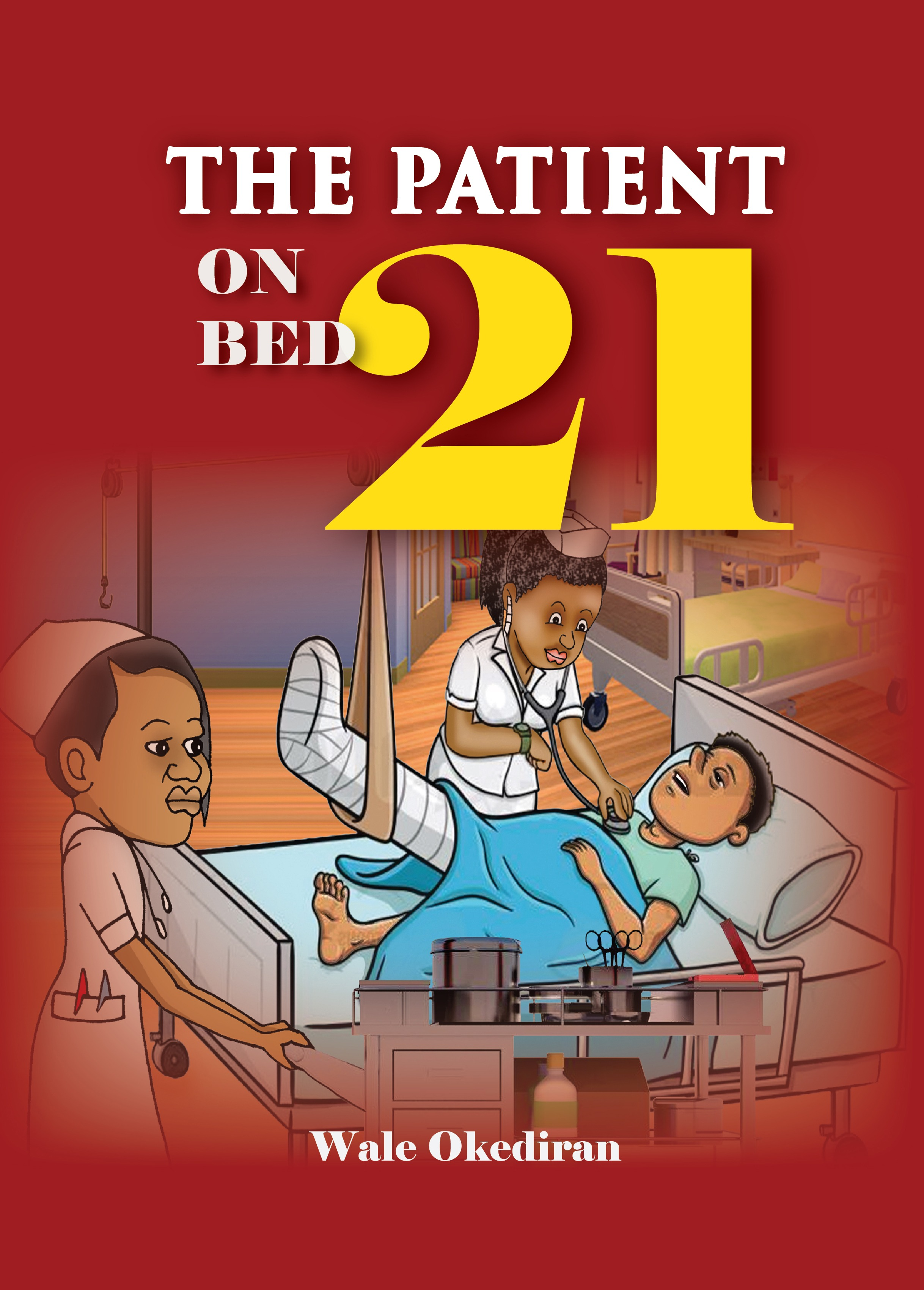 The Patient On Bed 21