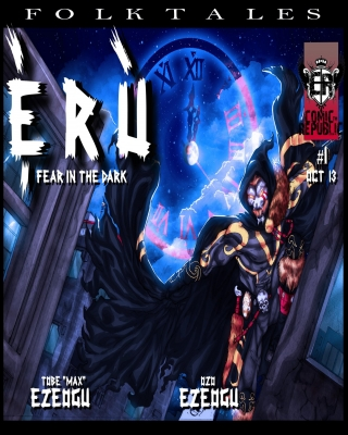 Eru#1: Fear in the dark