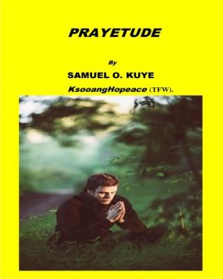 PRAYETUDE: PRAYER, THE LAST RESORT