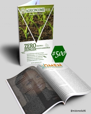 ZERO HUNGER: Creating a Niche in Agribusiness