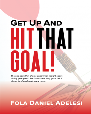 Get up and hit that goal
