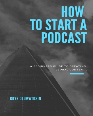 HOW TO START A PODCAST (preview version)