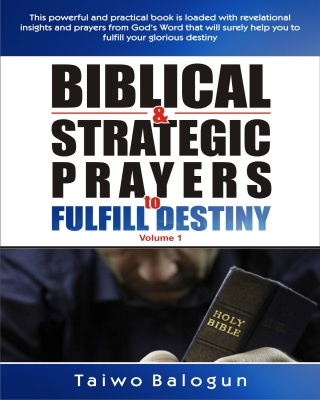 BIBLICAL & STRATEGIC PRAYERS TO FULFILL DESTINY_Vol 1 (FREE)