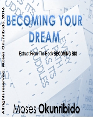 BECOMING YOUR DREAM