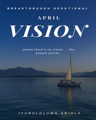 Breakthrough Devotional (April)