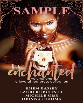 Enchanted: Volume One anthology SAMPLE