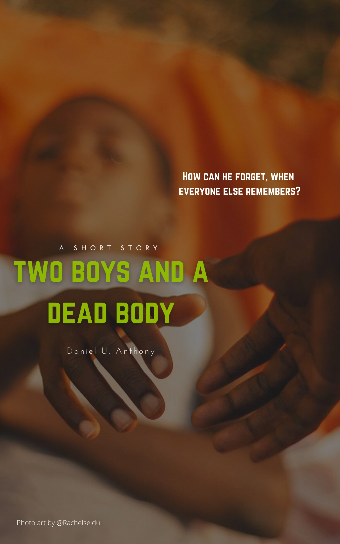 TWO BOYS AND A DEAD BODY
