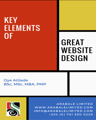 Key Elements of Great Website Design