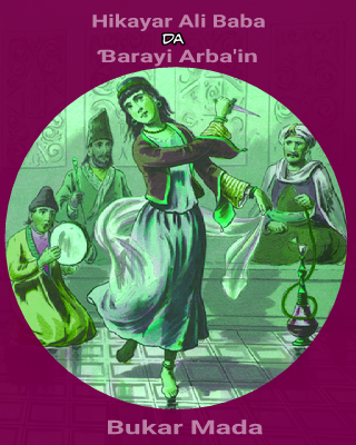 Hikayar Ali Baba Da Ɓarayi Arba'in