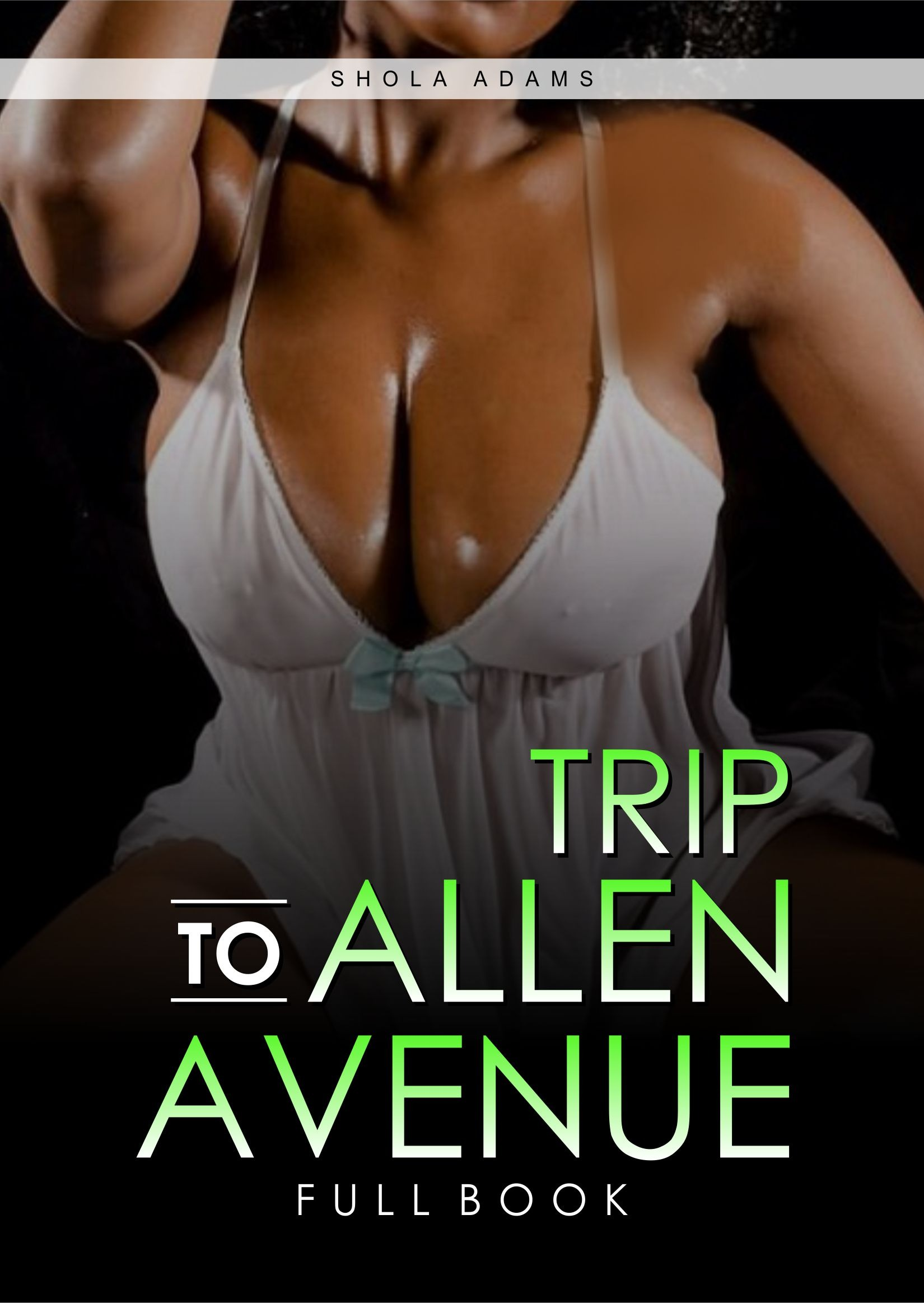 Trip to Allen Avenue (Full Book) - Erotic Story – Adult Only (18+ - Adult Only (18+)