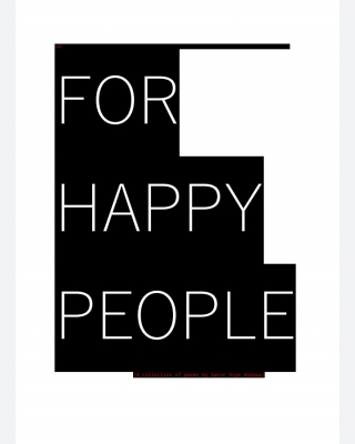 not FOR HAPPY PEOPLE