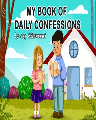 MY BOOK OF DAILY CONFESSIONS