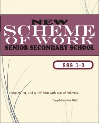 New Scheme of Work for Senior Secondary School