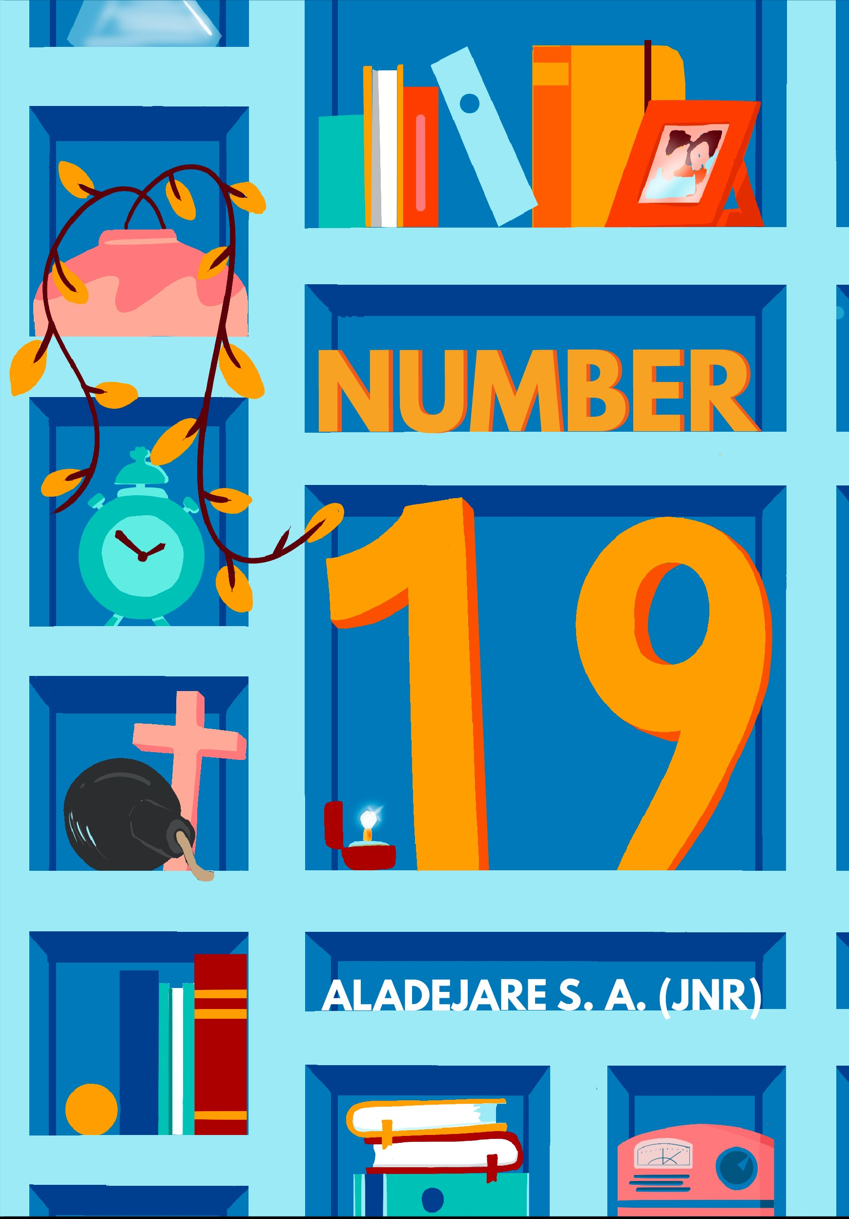 Number 19 - Sample Chapter