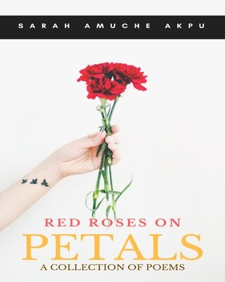 Red Roses on Petals