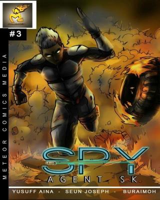 spyagentsk issue three