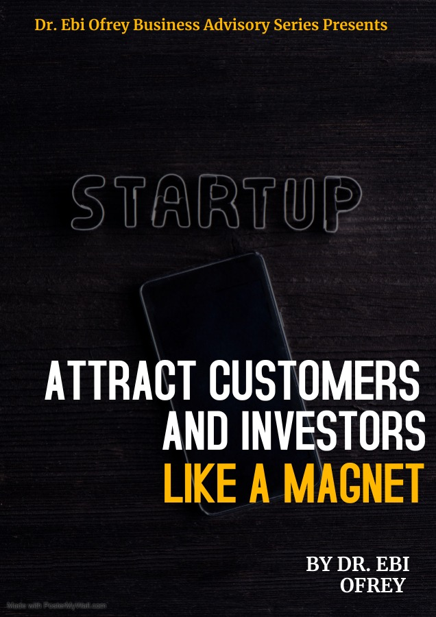 ATTRACT CUSTOMERS AND INVESTORS LIKE A MAGNET