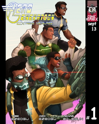 Hero Generation: #1