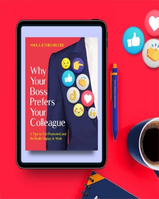 WHY YOUR BOSS PREFERS YOUR COLLEAGUES