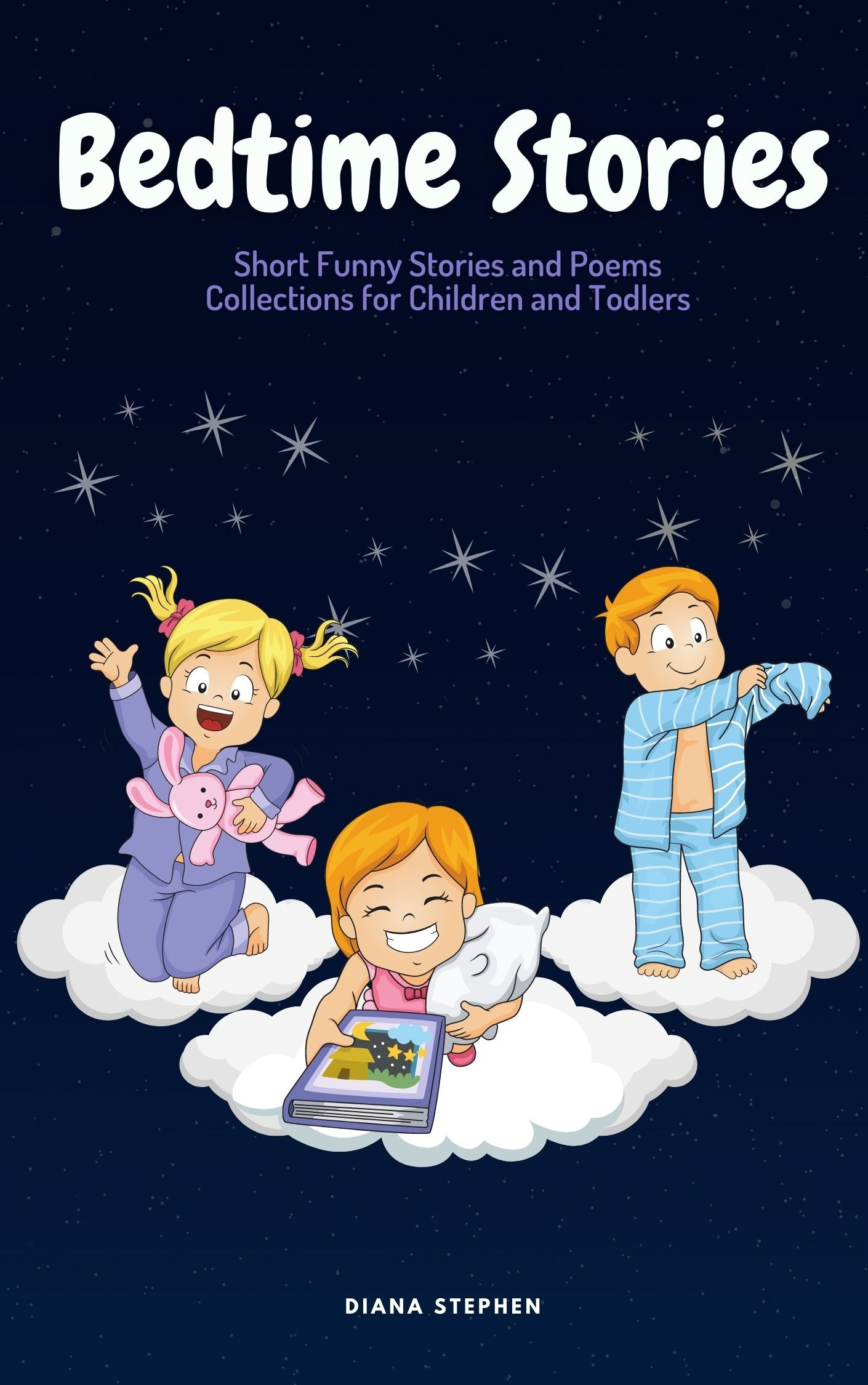 Bedtime Stories for Kids: Short Funny Stories and poems Collectio