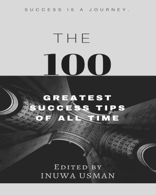 The 100 greatest success tips of all time