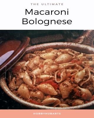 Learn to cook Macaroni Bolognese. Italian cuisine.