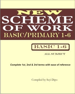 New Scheme of Work for BASIC/Primary 1-6