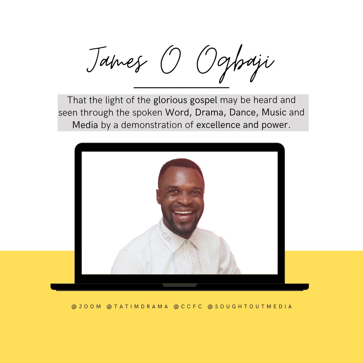 James O Ogbaji