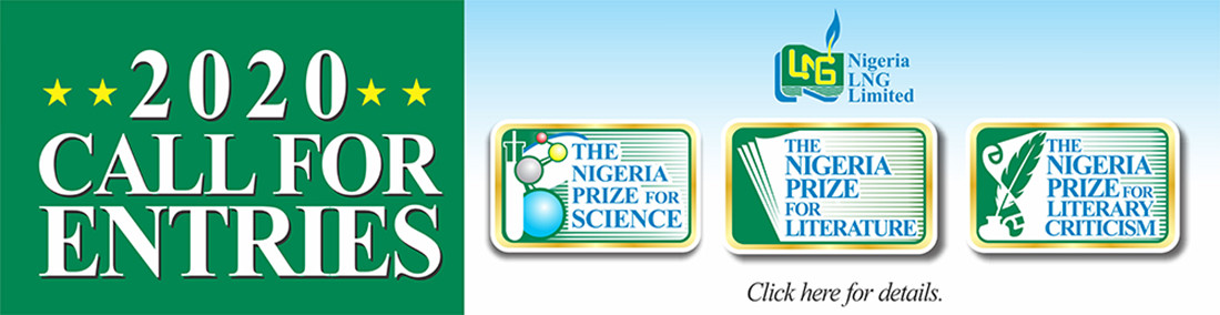 NLNG The Nigeria Prize 2020