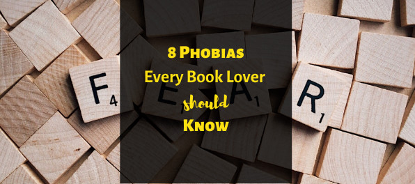 8 Phobias Every Book Lover Should Know About